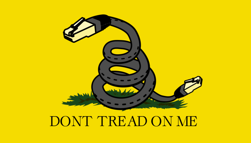 Free internet in the USA is underattack